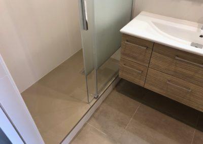 Salle de douche à Ville d'Avray