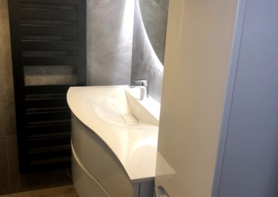 Salle de douche à Buc