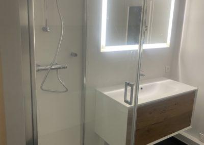 Salle de bains à Porchefontaine
