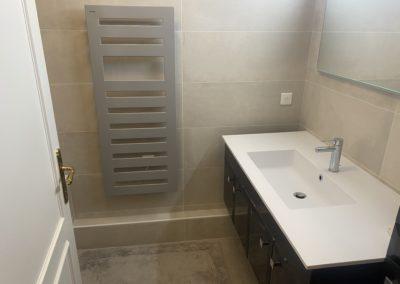 Salle de bains à Meudon