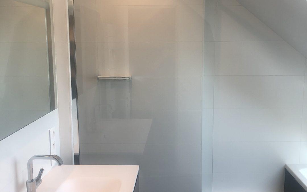Salle de bains à Versailles